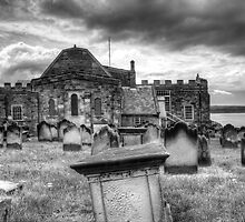 St Marys Church Whitby by Elaine123