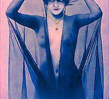 Shrouded Woman by MaureenTillman