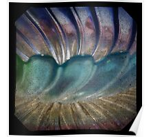 TTV Glass Bowl. Poster