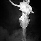 Amongst The Fog VII by Sophie Ellen Lachowycz