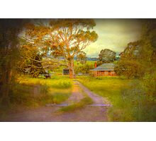 Before It's Gone - Nairne, Adelaide Hills, South Australia Photographic Print