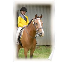 Champion Rider 1 Poster