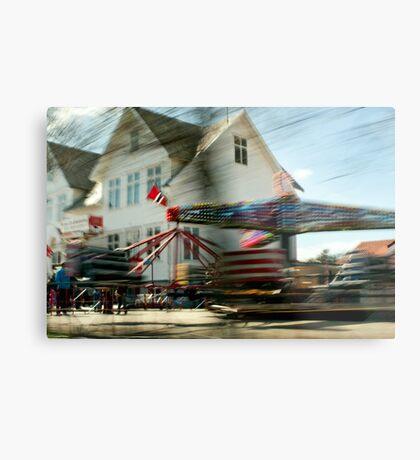 Karmøy| Forlatt øyeblikk #7 Metal Print