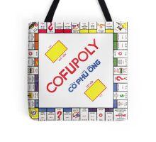 Vietnamese Monopoly Game Tote Bag
