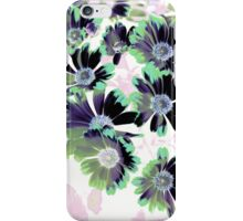 Created Flowers iPhone Case/Skin