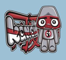 Injunction Mascot Tag Kids Tee