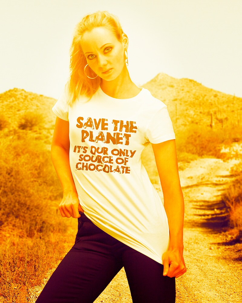 Save the Planet by Andrew Gordon