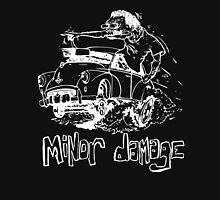 Morris Minor Damage (dark shirt) Long Sleeve T-Shirt