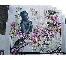 A weekend of street art in the U.K. image 1.. Photographic Print