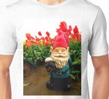 Tilting Floral Gerome Unisex T-Shirt