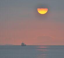 Mediterranean Sunrise by Dean Bailey