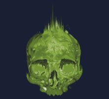 Skull Green by James Fosdike