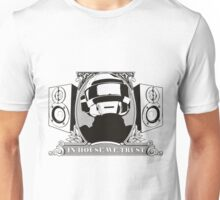 In House We Trust Unisex T-Shirt