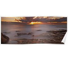 Maroubra Rays Poster