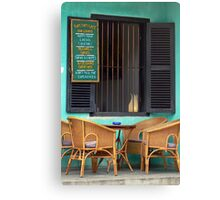 Tim Tam Cafe, Hoi An, Vietnam. Canvas Print
