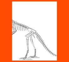 Cool Compsognathus Kids Tee