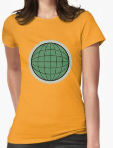 Captain Planet Planeteer T-Shirt (Linka) Womens Fitted T-Shirt
