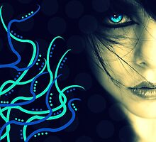 Blue Eyed Girl  by Jennifer Rogers