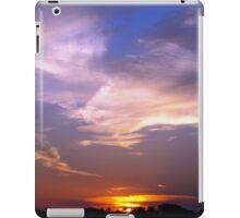 Cross my heart iPad Case/Skin