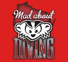 Mad About Diving Kids Clothes