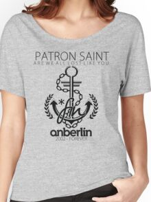 Anberlin - (*fin) Patron Saint Women's Relaxed Fit T-Shirt