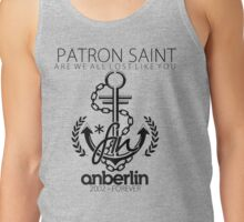 Anberlin - (*fin) Patron Saint Tank Top