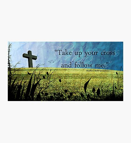 Matthew 24:16 Photographic Print