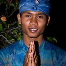 Young Balinese by Chris Westinghouse