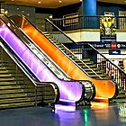 Escalator by Richard Earl