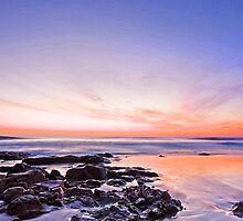New Day Dawning - Coolum Cove Qld by Beth  Wode