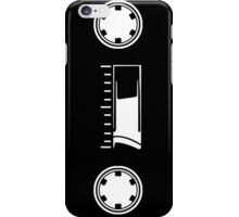 The Black Cassette  iPhone Case iPhone Case/Skin