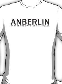 Anberlin - Dark Is The Way T-Shirt