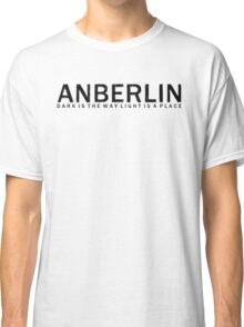 Anberlin - Dark Is The Way Classic T-Shirt