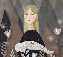 Swan by tomashevskaya