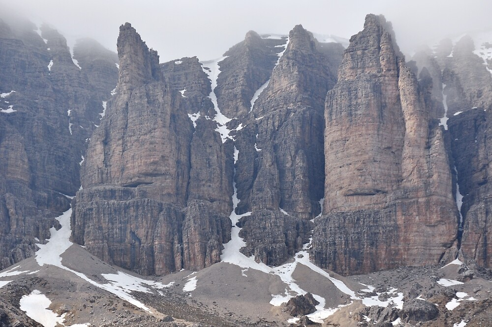 Dolomites by Dean Bailey