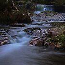 Halls Weir by Damon Colbeck