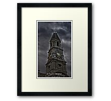 Twilight Hours Framed Print