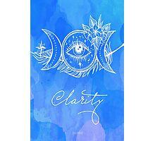 Third Eye - Chakra Photographic Print