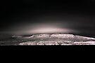 Mt Tarawera, Rotorua, Infrared by Michael Treloar