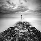 Sea-Side BW by Andy Freer