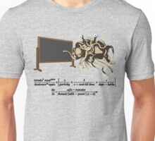 The Flying Spaghetti Monster Equation Unisex T-Shirt