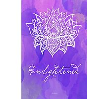 Crown Chakra - Enlightened Photographic Print