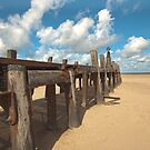 The Old Jetty by John Hare