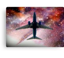 Space Travel 2011 © Canvas Print