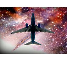 Space Travel 2011 © Photographic Print