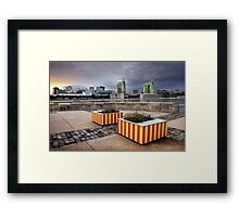 Nations Park - Lisbon Framed Print