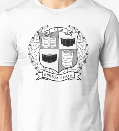 BEER PONG!! Unisex T-Shirt