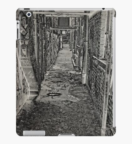 Graffiti Alley iPad Case/Skin