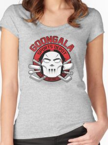 Goongala Sports Depot Women's Fitted Scoop T-Shirt
