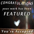 You're Accepted Banner by ragman